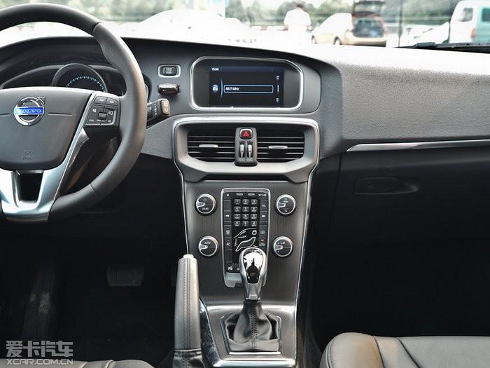 2014款沃尔沃V40