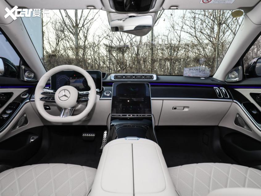 奔驰(进口)2021款奔驰S级