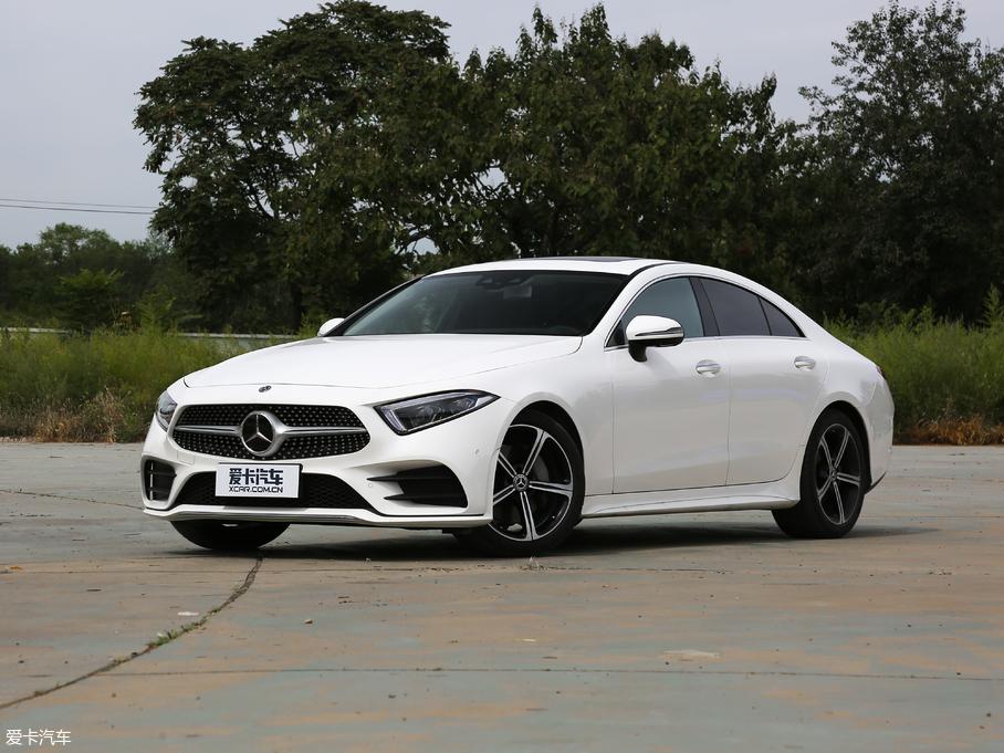 奔驰CLS热卖中 目前售价63.38万起