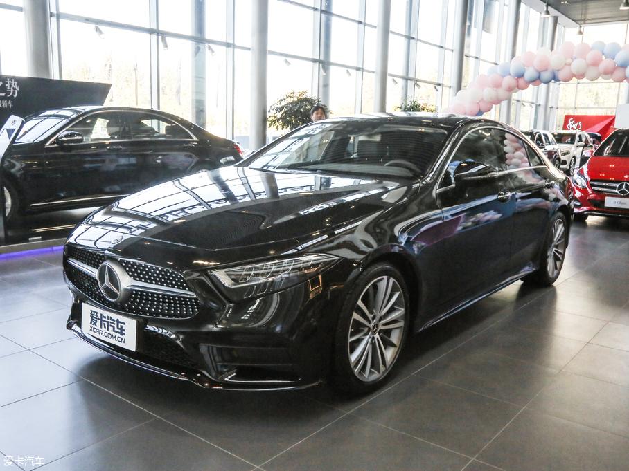 奔驰CLS级 2018款 CLS 300 豪华型