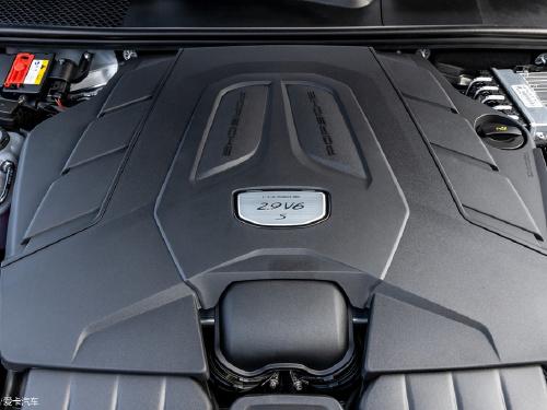 2020款  Cayenne S Coupé 2.9T