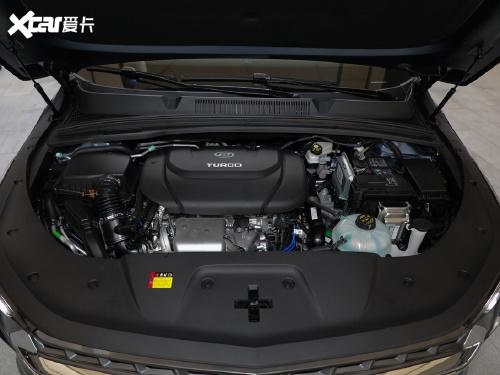 2020款 五菱凯捷 1.5T 自动旗舰型