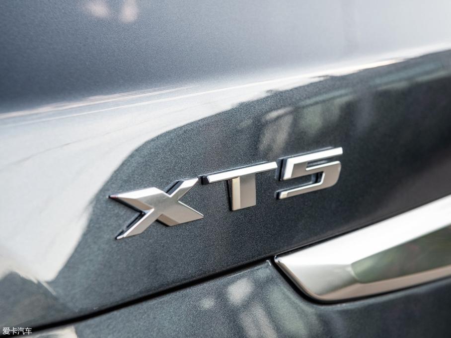 凯迪拉克XT5(海外)