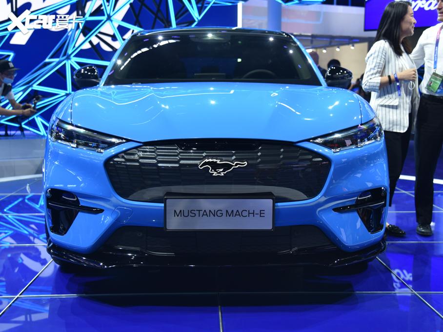 Mustang Mach-E(海外)
