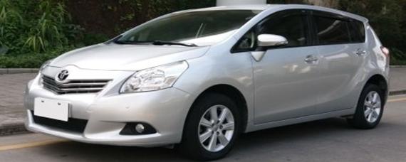 广汽丰田有几款车?