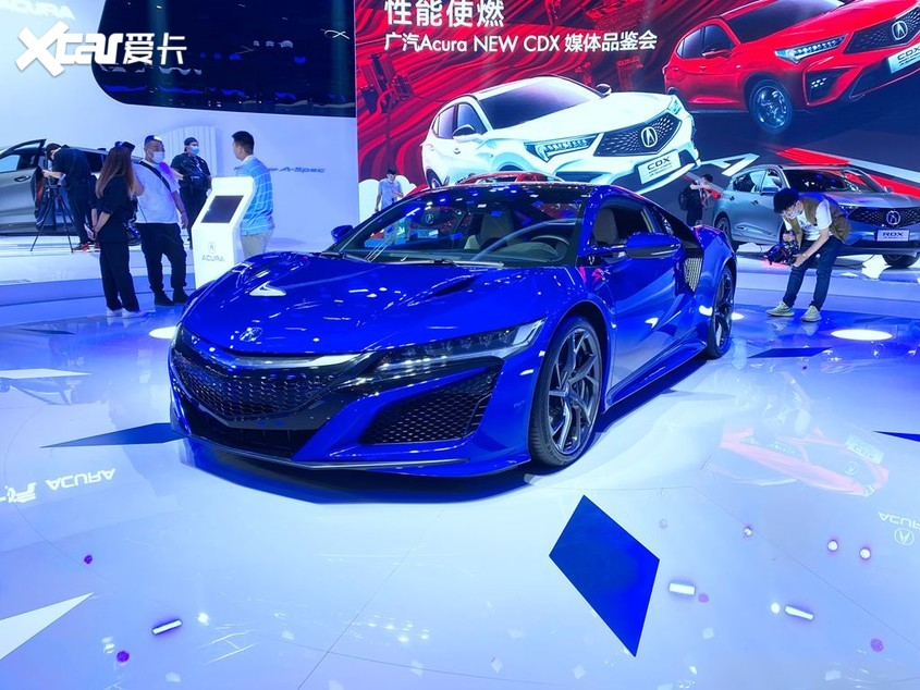 跑车;广州车展;超跑;TOP10