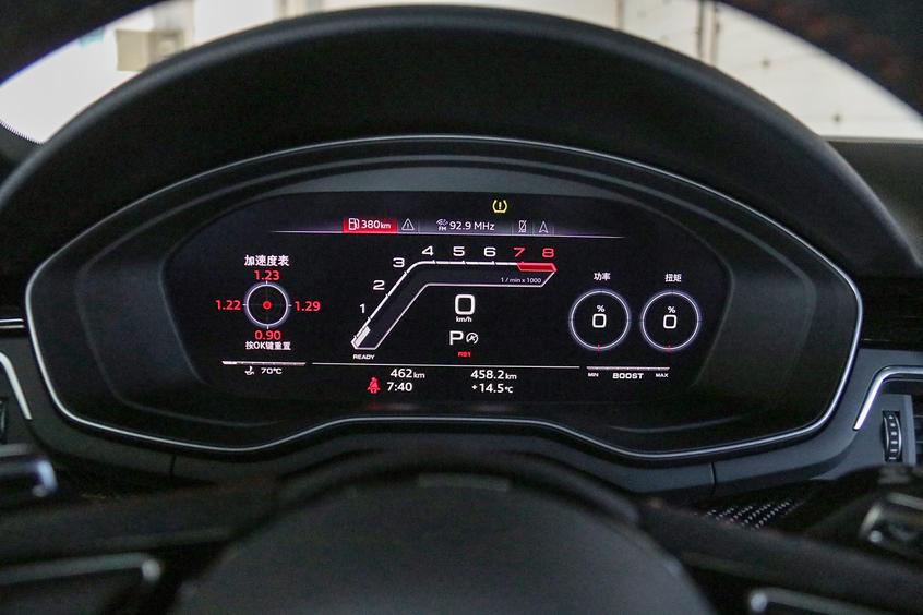 新奥迪RS家族赛道试驾