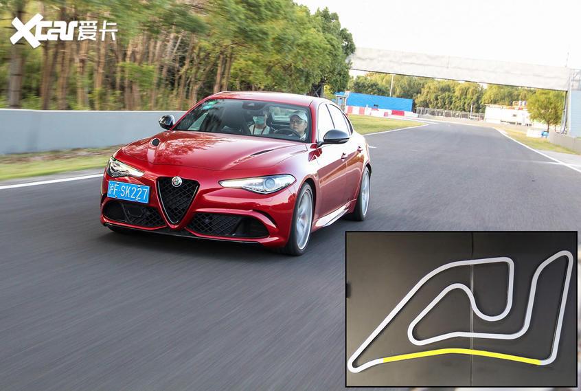 赛道体验阿尔法·罗密欧全系车型