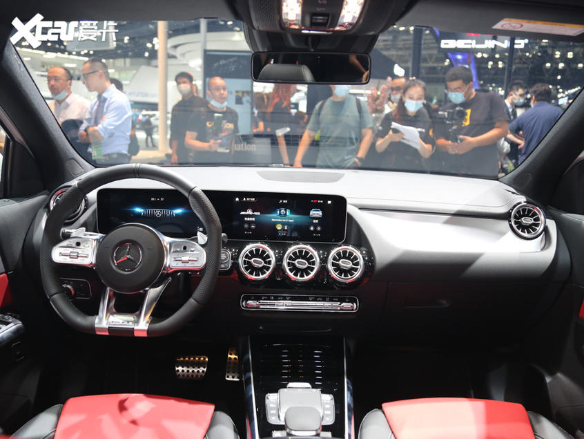 梅赛德斯-AMG2020款奔驰GLA AMG