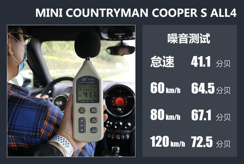 MINI COUNTRYMAN:舒适调校的卡丁车