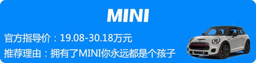 MINI/福特Mustang
