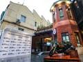 BMW摩托与和酒吧的故事 THoM上海店开业