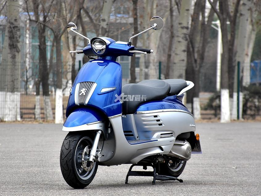 情人节拧起来 小姐姐也能骑的六款摩托-爱卡汽车