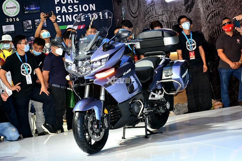 2020重庆摩博会;Benelli;贝纳利1200GT