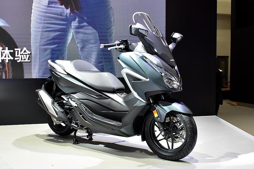 2020北京车展;本田;Honda;本田NSS350;佛沙350