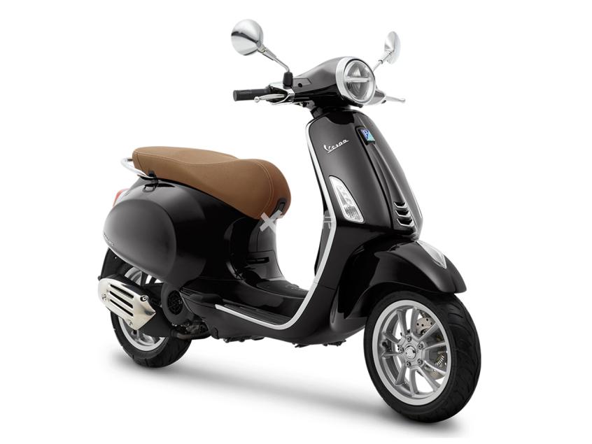 中外摩托车价格对比(比亚乔/Vespa)