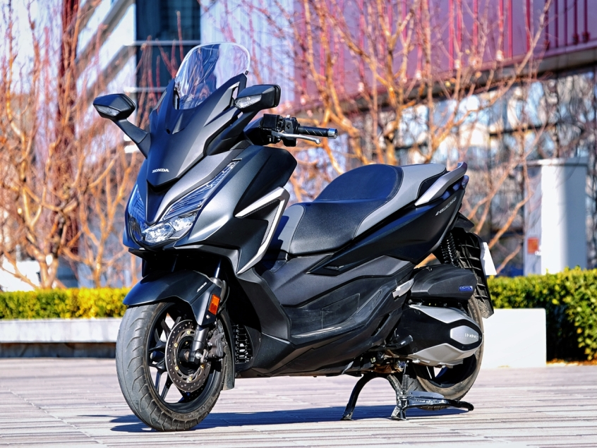 Honda Wing;本田;本田NSS350;Forza350