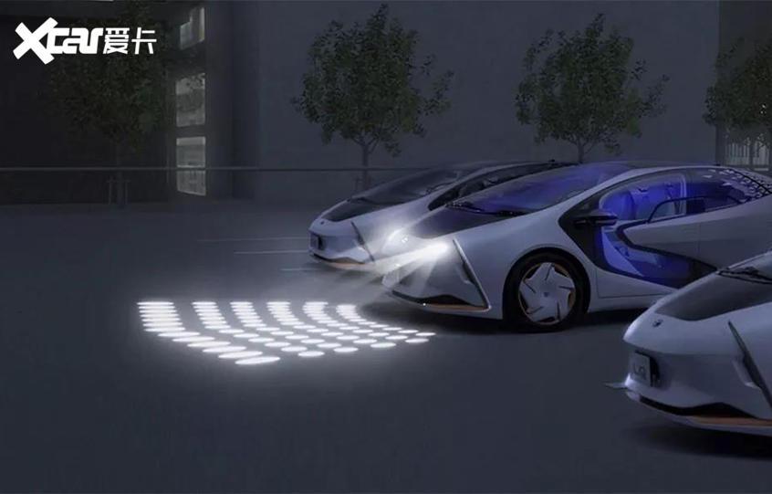 丰田LQ概念车将亮相东京车展以爱为名