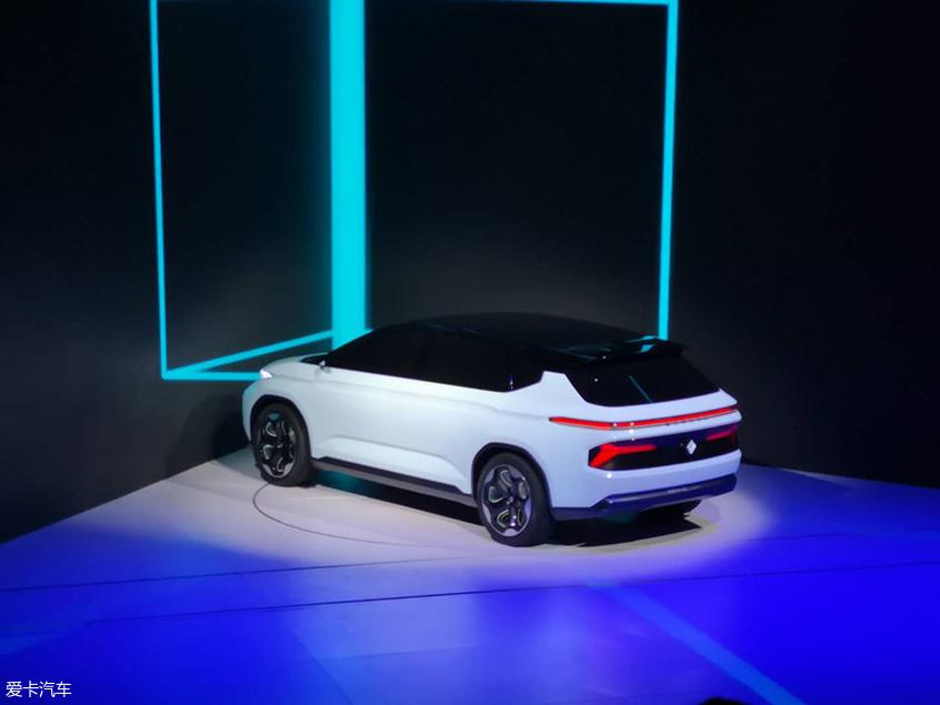 宝骏RS-5正式上市 售价9.68-13.28万元