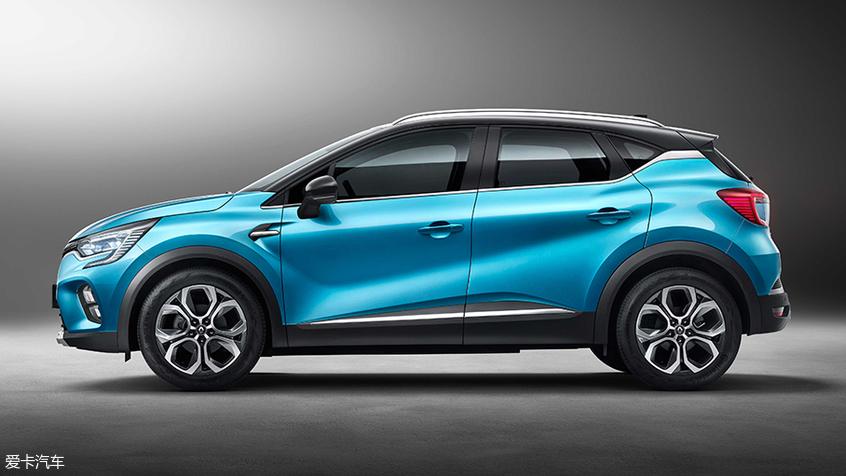 Renault Captur II (2019) 38