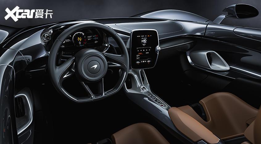 全新迈凯伦Elva跑车