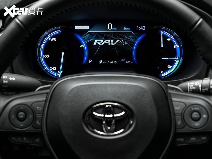 丰田全新RAV4 Prime