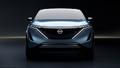 日产Ariya概念车2021年量产 似轿跑SUV