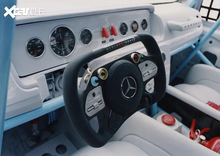 奔驰×LV设计总监合力打造G级艺术概念车