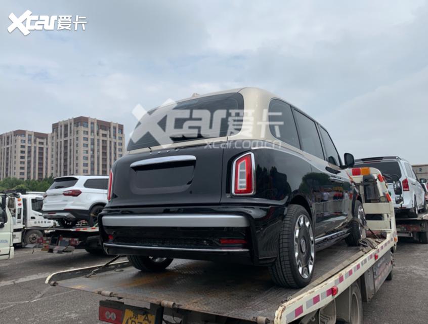 2020北京车展探馆:LEVC LX实车图曝光