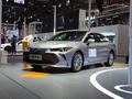 北京车展:2021款一汽丰田亚洲龙亮相