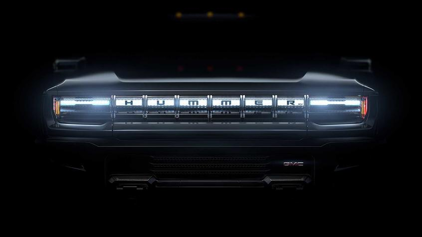 HUMMER EV于10月20日发布 配备四轮转向