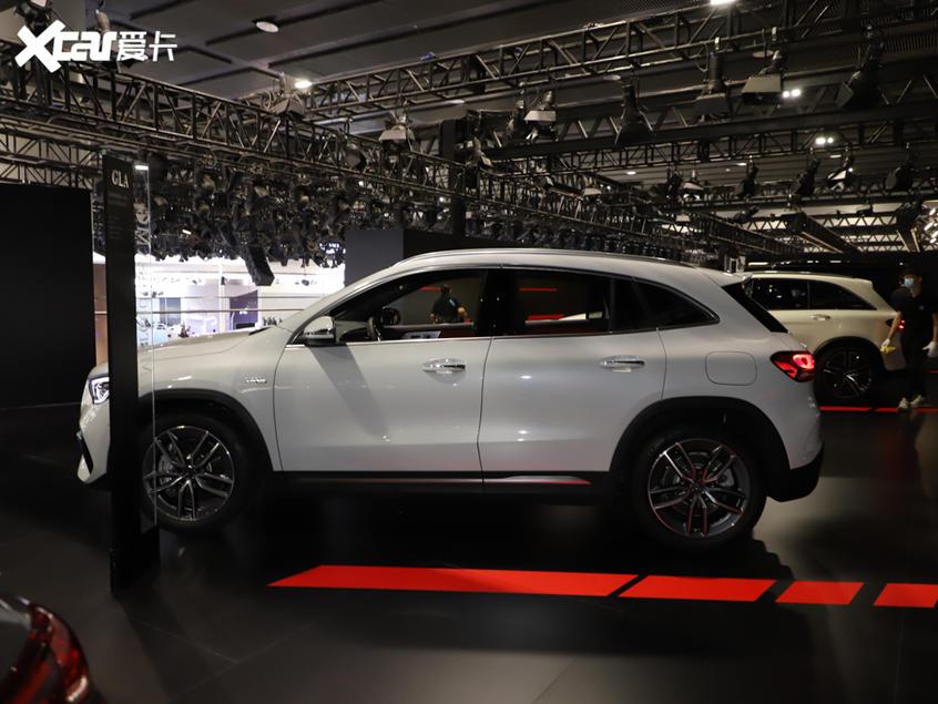 2020广州车展:奔驰AMG GLA 35正式上市