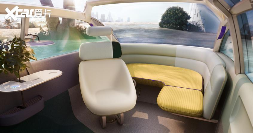 MINI VISION URBANAUT概念车正式发布