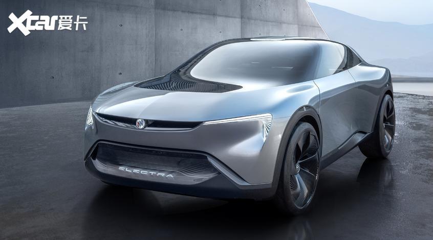 启迪未来 别克新能源概念车Electra发布