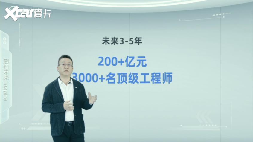 将投入200亿 威马汽车发布全新科技战略