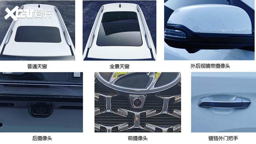 新款北京现代ix35