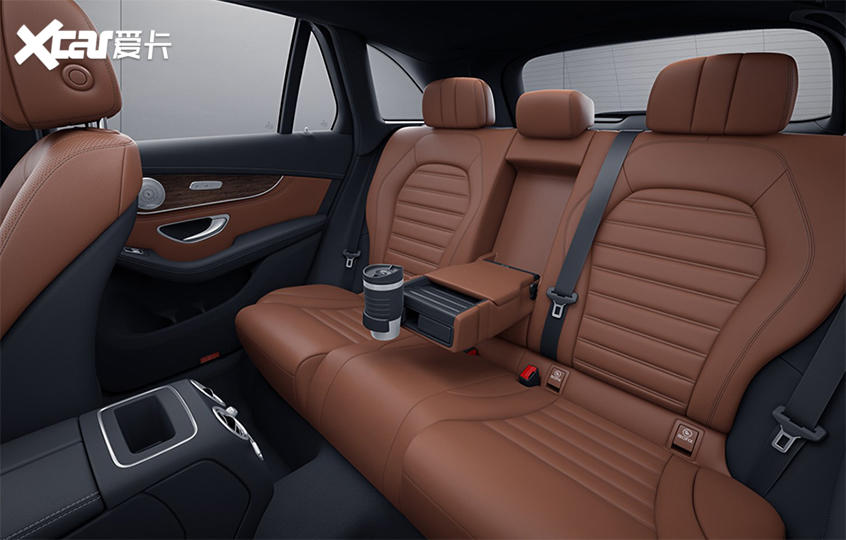 2021款奔驰GLC上市 售39.78-58.78万元