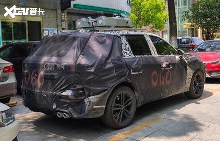 领克全新SUV或命名07 明年上半年上市