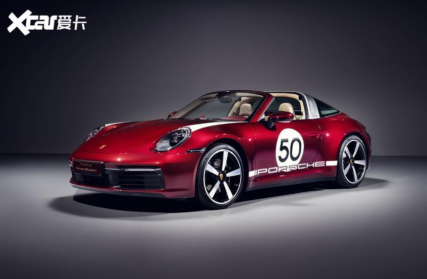 保时捷911 Targa特别版 将亮相广州车展