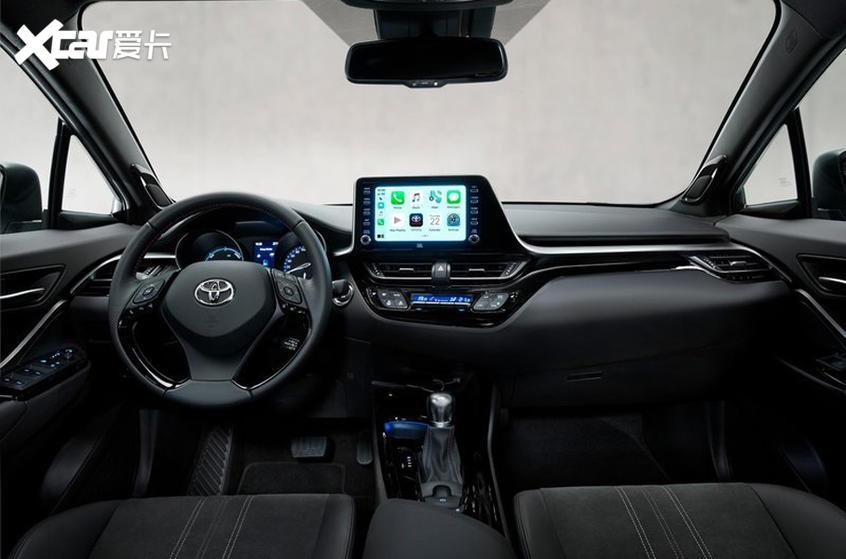 新款丰田C-HR GR SPORT官图