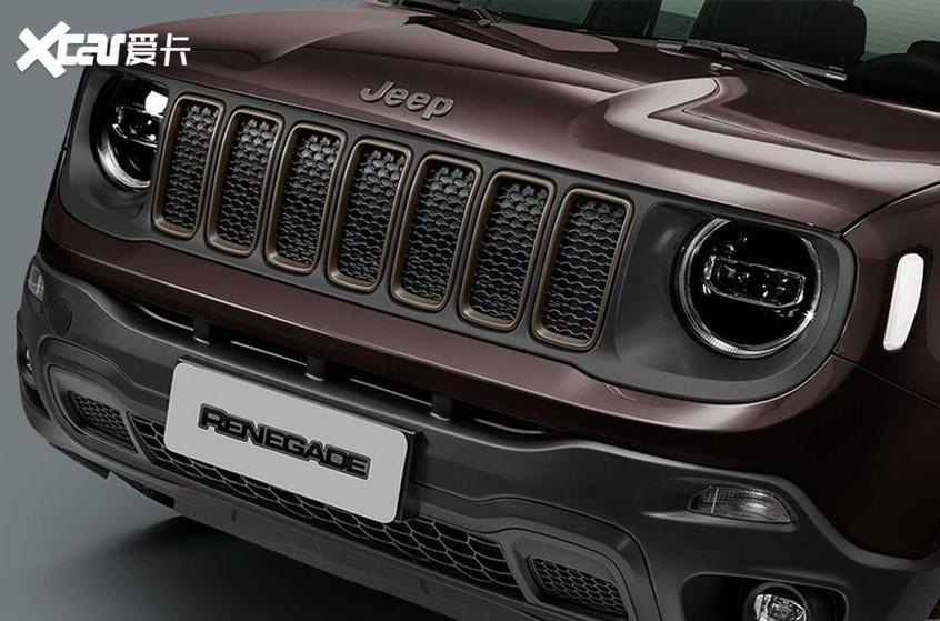 Jeep自由侠青铜版官图 棕色涂装更复古