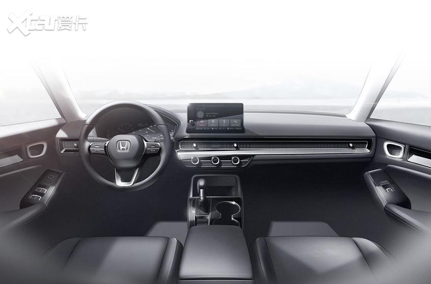 新一代思域原型车正式发布 将明年上市