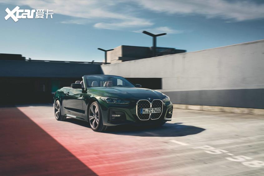 宝马广州车展阵容曝光 BMW iX3即将上市