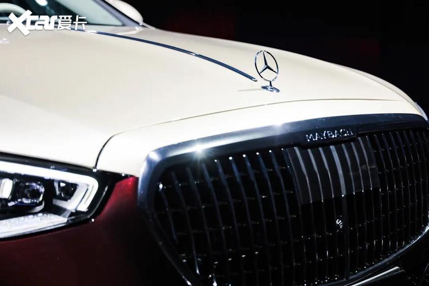 全新梅赛德斯-迈巴赫S级轿车正式亮相