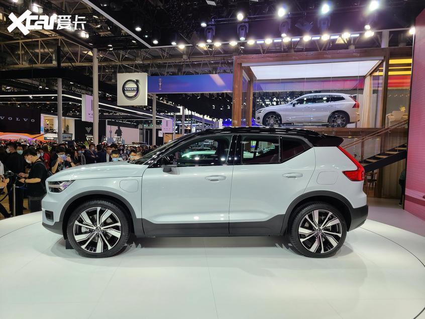 北京车展:国产沃尔沃XC40纯电动版亮相