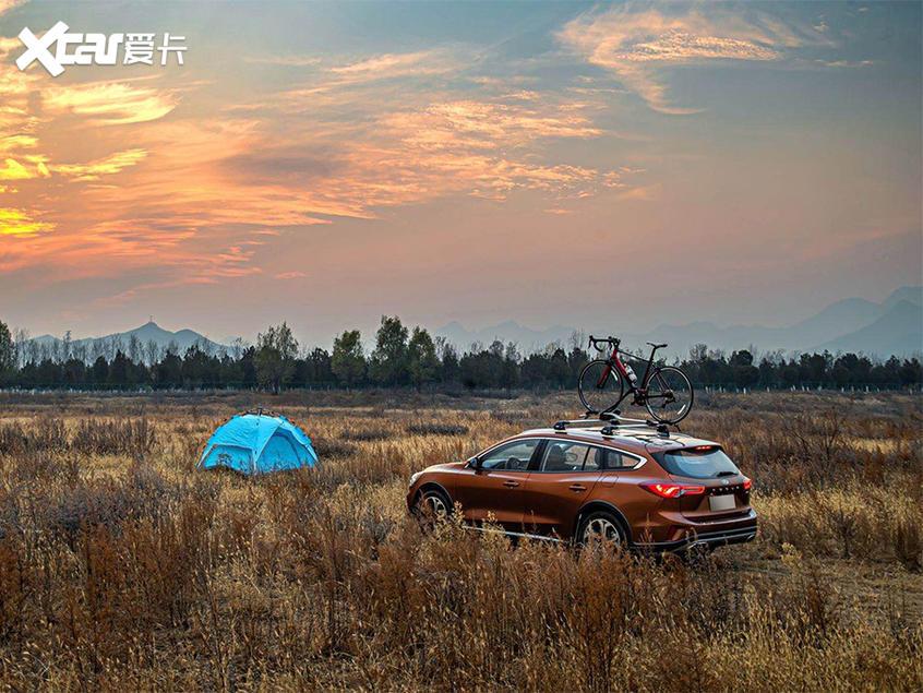 国产福克斯旅行版官图 将广州车展上市