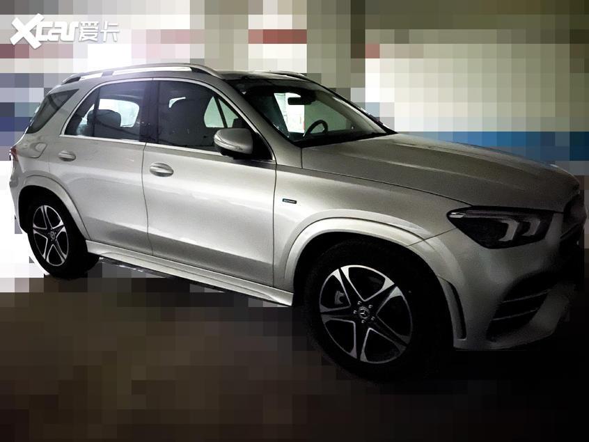 2020广州车展探馆:奔驰GLE插混版抢先看