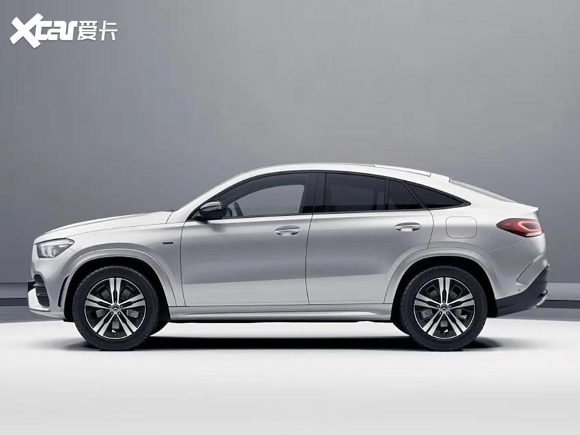 广州车展:奔驰GLE轿跑SUV插混版上市