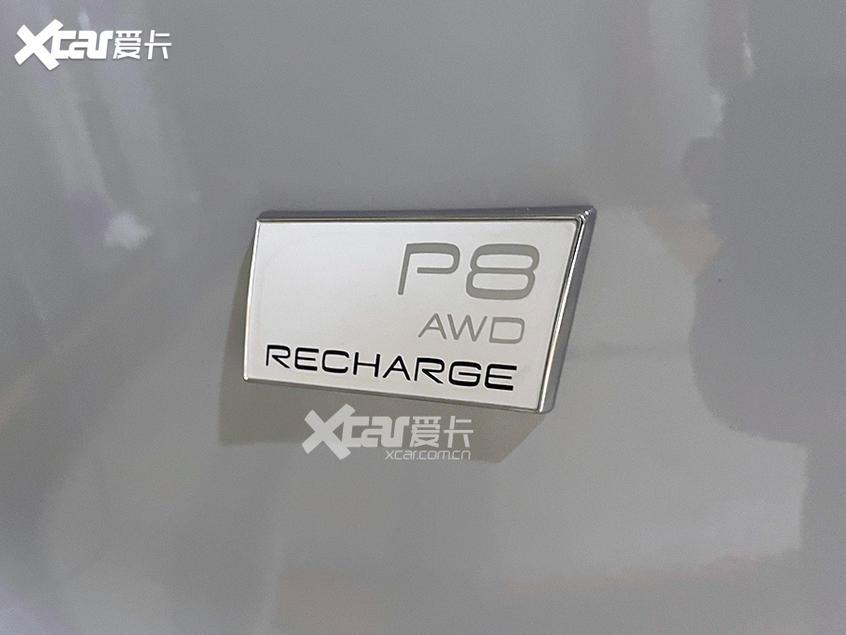 沃尔沃XC40 RECHARGE
