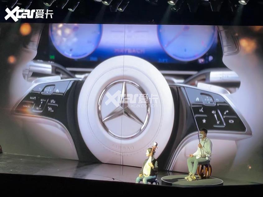 广州车展探馆:全新梅赛德斯-迈巴赫S级